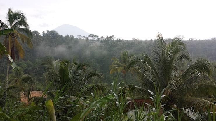 tempel Guning Kawi bali