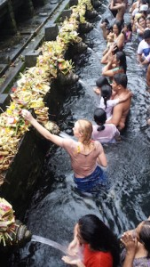 Bronnen Tirta Empul Bali
