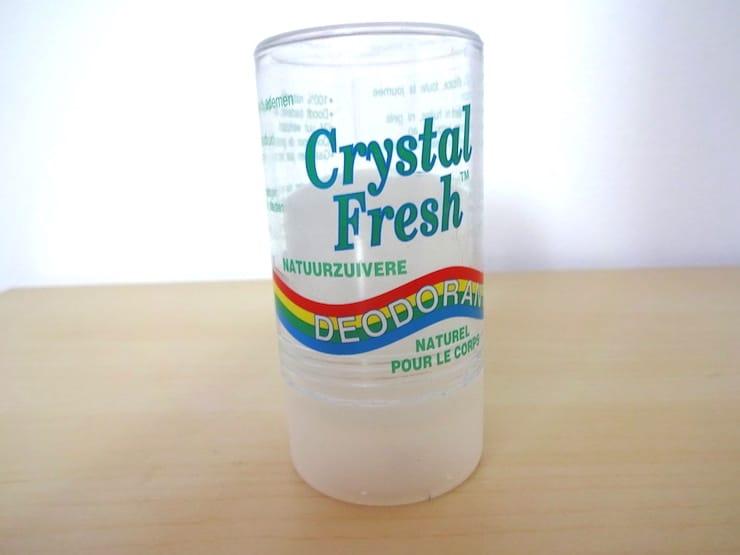 natuurlijke deodorant crystal fresh