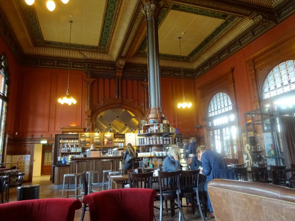 koffietentje Starbucks Groningen