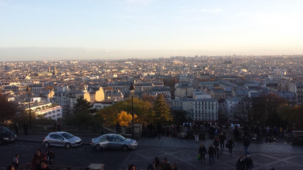 uitzicht parijs
