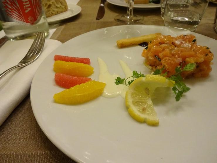 parijs diner
