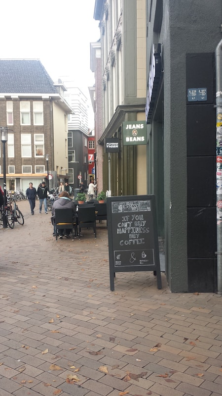 koffietentje Groningen