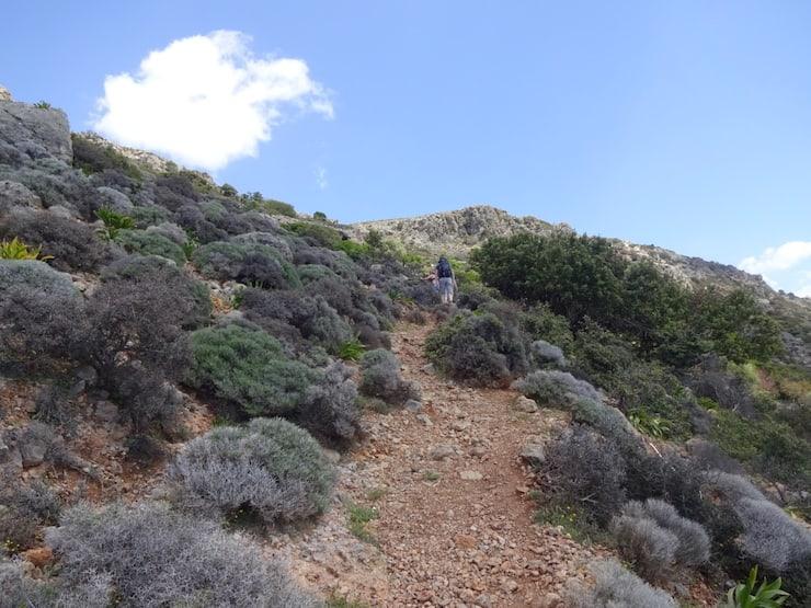 wandeling Kreta