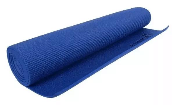 yogamat yogastyles 8mm blauw