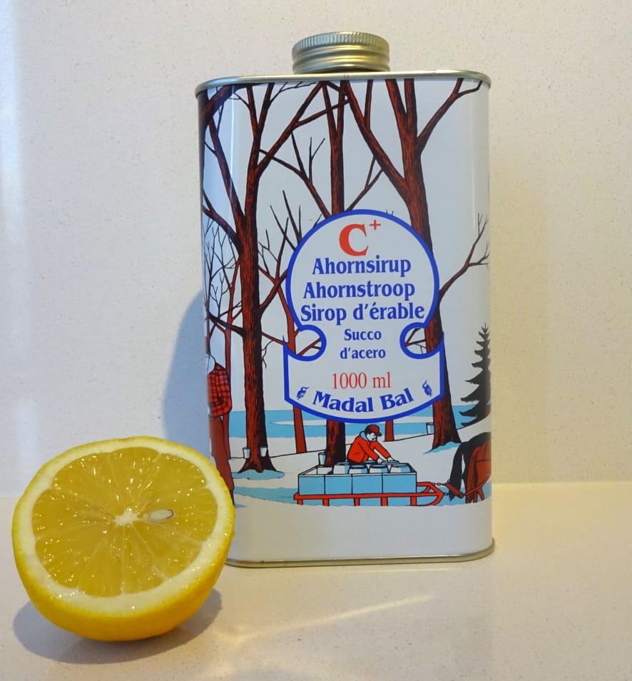 citroensapkuur vasten