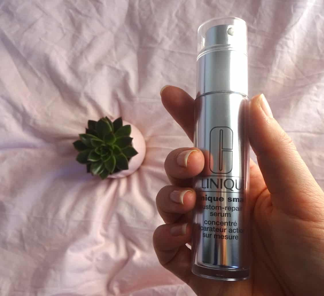 Clinique Smart Costum Repair Serum review