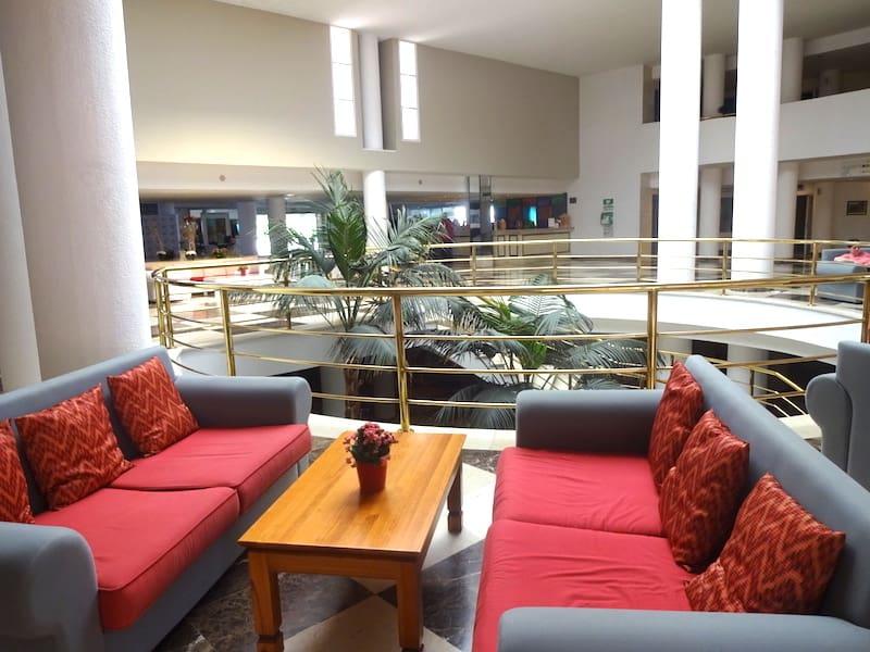 la palma hotel sol