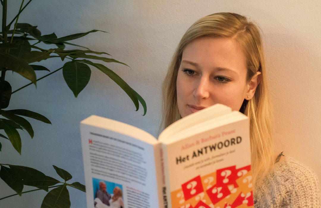 review boek het antwoord