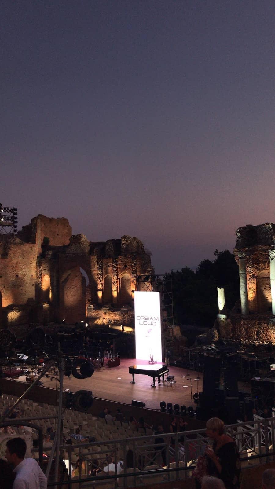 Concert Taormina