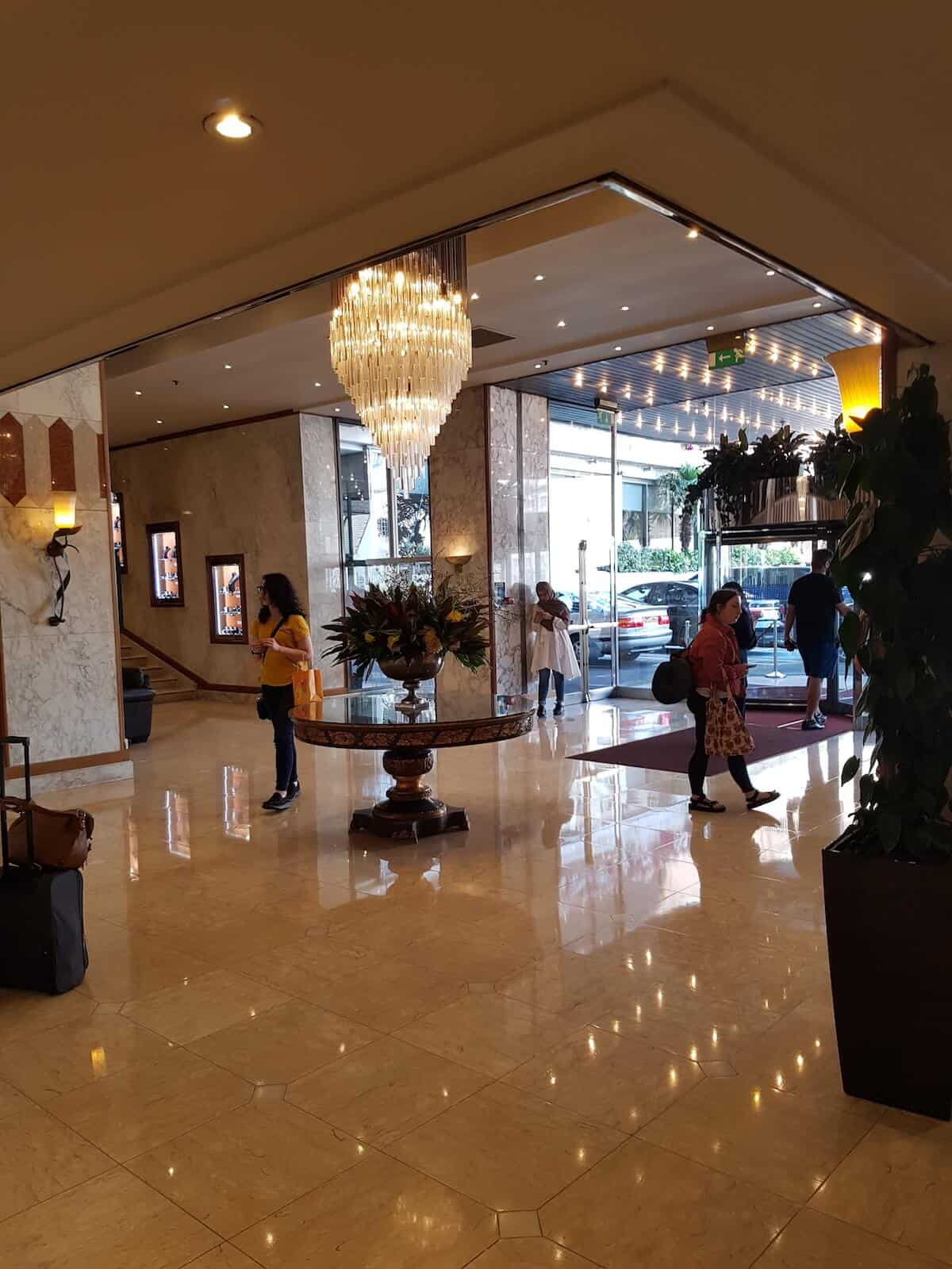 danubius hotel londen