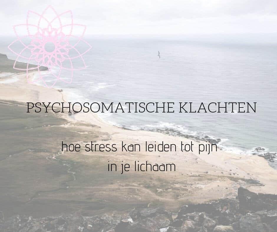 Psychosomatische klachten