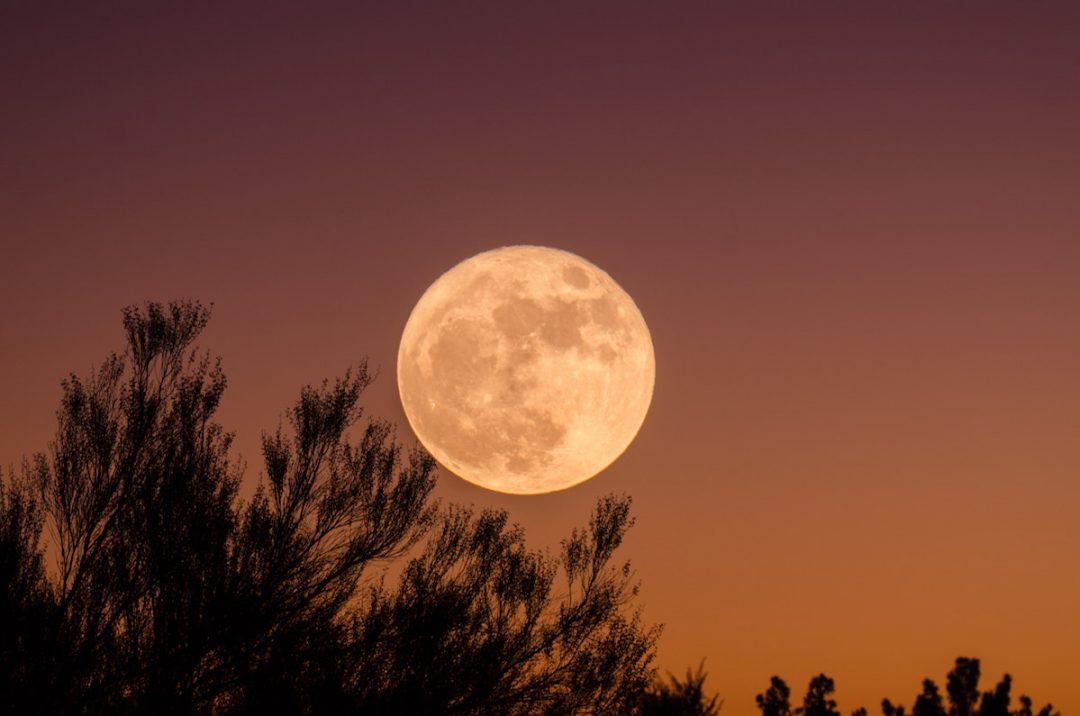 volle maan tips slapen